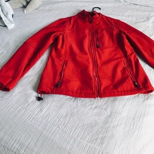 Awesome red coat Calvin Klein